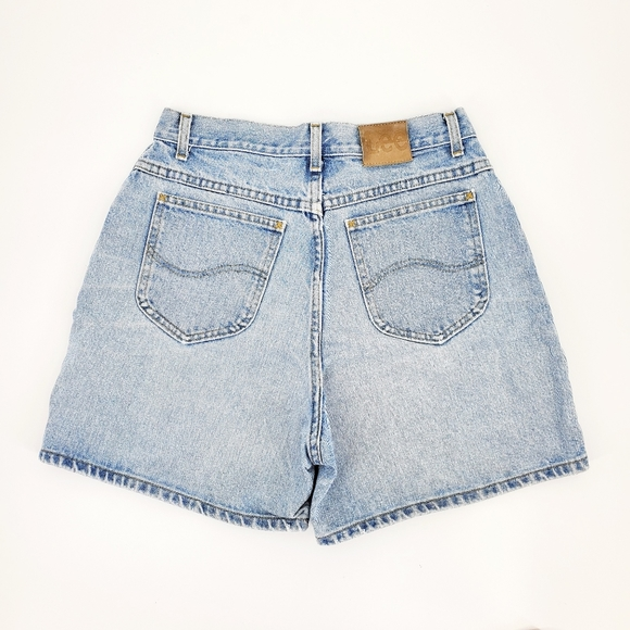 Lee Pants - Vintage Lee high rise shorts